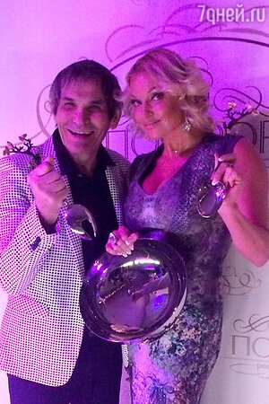 Анастасия Волочкова и Бари Алибасов