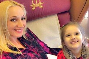 Кристина Орбакайте устроила дочери день рождения принцессы
