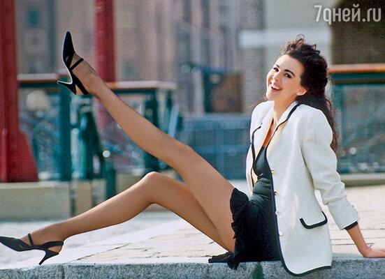 «Я одеваю женщин, чтобы они нравилисьи себе, и мужчинам»,— любила повторять бывшая модель иличный стилист множества голливудских звезд