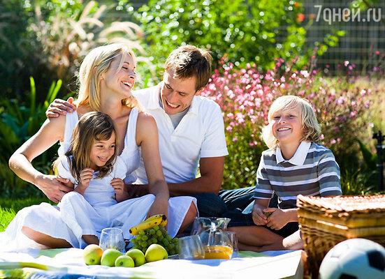 Самый простой и старый вид пикника — «континентальный» — был издавна очень популярен в Европе