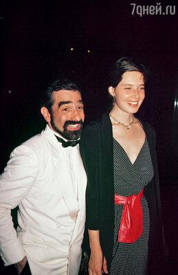 Изабелла Росселлини меньше всего подходила на роль жены режиссера