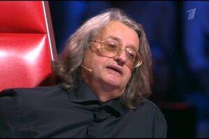 Александр Градский не смог усидеть на месте на шоу «Голос»