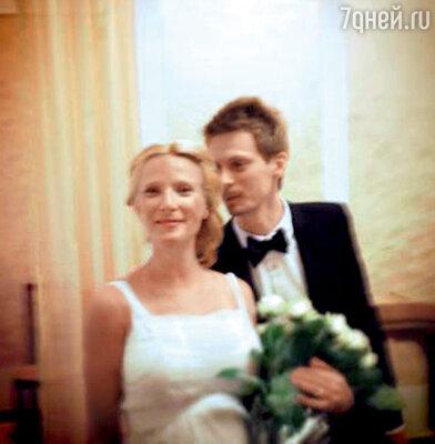 Свадебное фото Анна Слю опубликовала в своем интернет-блоге