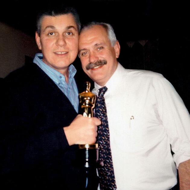Николай Ващилин и Никита Михалков