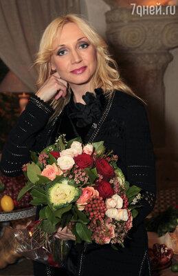 Кристина Орбакайте 2012 год