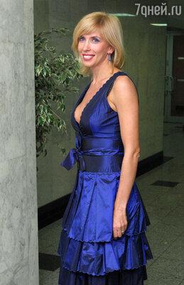 Алена Свиридова 2004 год