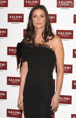 Деми Мур 2004 год