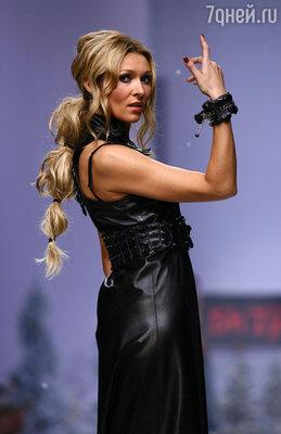 Анжелика Агурбаш 2004 год