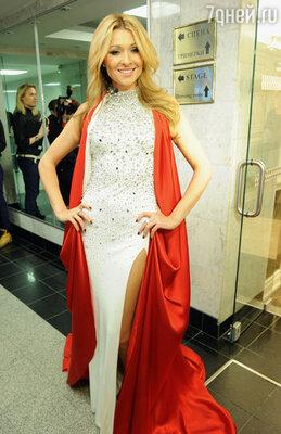 Анжелика Агурбаш 2013 год