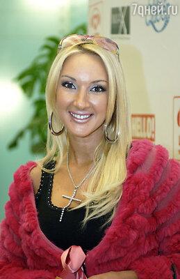 Лера Кудрявцева 2004 год