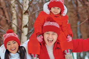 Любовь Тихомирова готовится крождению второго ребенка