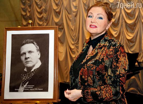 Оперная певица Лариса Курдюмова дружила с Наташей Богуновой двадцать лет