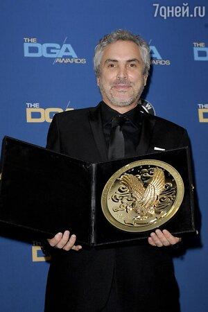 Альфонсо Куарон