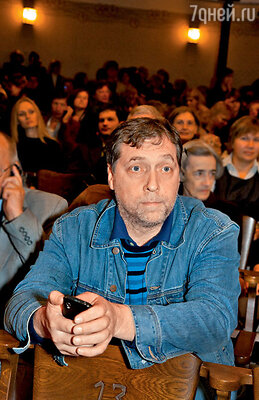 Представитель ещеодной династии: Никита Высоцкий
