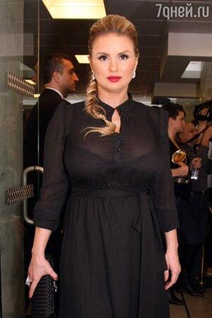 Анна Семенович, Золотой граммофон 17, 2012