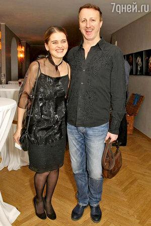 Виталий Егоров, Наталья Егорова