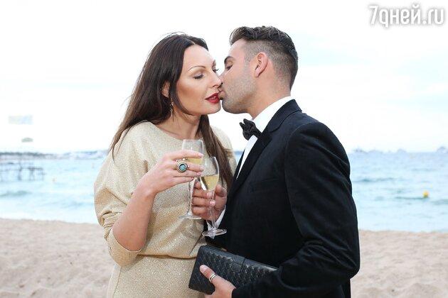Наталья Бочкарева и ее возлюбленный Александр Кононенко