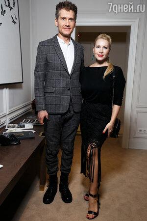 Илья Бачурин и Екатерина Одинцова