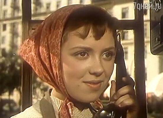 Кадр из фильма «Девушка без адреса» (1957)