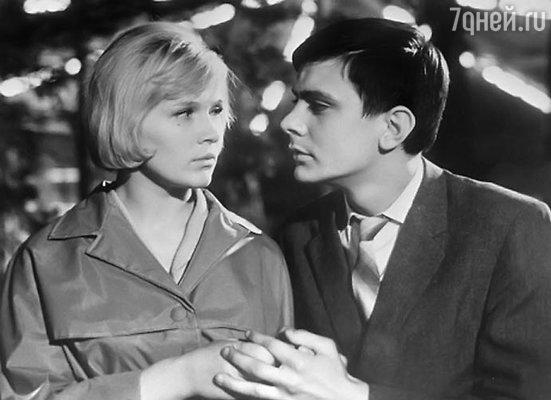 Кадр из фильма «Я шагаю по Москве» (1963)