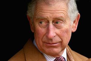 Появилось первое совместное фото принца Чарльза с внуком