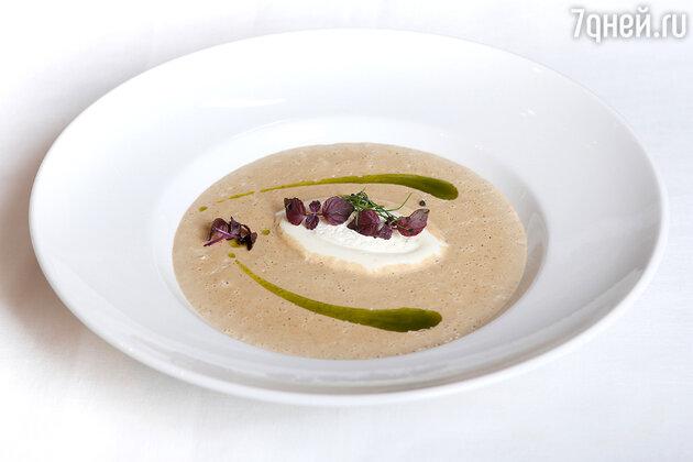 Соус из белых грибов: рецепт от бренда-шефа Джузеппе Д'Анджело