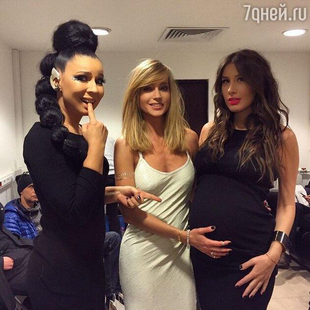 Кетия Топурия, Ёлка и Наталья Ионова