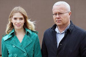 Елена Перминова привела богатого супруга на модный показ в Лондоне