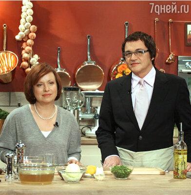 Елена Чекалова и Дмитрий Дибров
