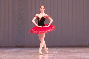 Новая гордость русского балета: юная танцовщица из Красноярска вошла в тройку лучших балерин мира