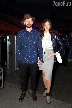 Владимир и Ольга Кристовские