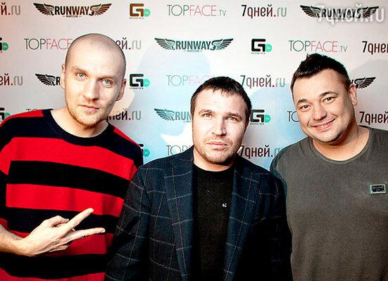 Сергей Жуков, Александр Поляков, Андрей Звонкий