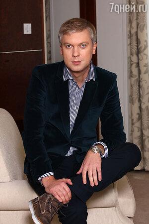 7 апреля состоится  премьера фильма Игоря Волошина «Скорый «Москва-Россия». (На фото: гость премьеры Сергей Светлаков)