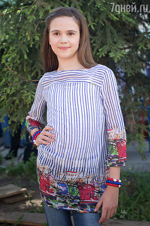 9 апреля состоится Музыкальная волна юной певицы Полины Буториной