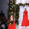 Mercedes Benz Fashion Week: показ Yulia Prokhorova. Beloe Zoloto