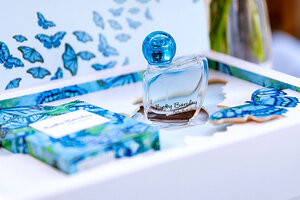 Поцелуй бабочки: самый «летучий» аромат в коллекции Betty Barclay