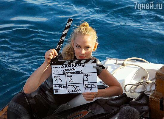 Светлана Ходченкова прилетела на Мальту заблаговременно, чтобы взять несколько уроков дайвинга у профессионалов