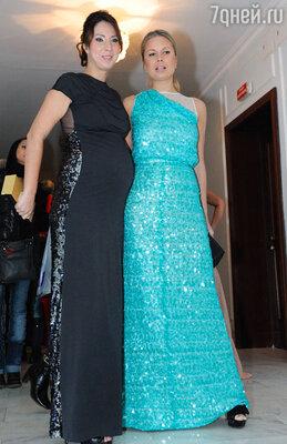 Анастасия Мыскина и Анастасия Осипова