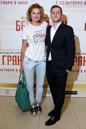 Надежда Михалкова и Резо Гигинешвили