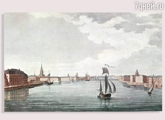 Академия художеств, где учились все четверо братьев Брюлловых