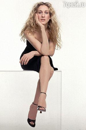 Сара Джессика Паркер (Sarah Jessica Parker) представила свою первую коллекцию обуви SJP