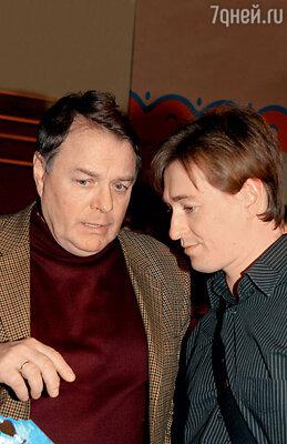 С отцом Виталием Безруковым