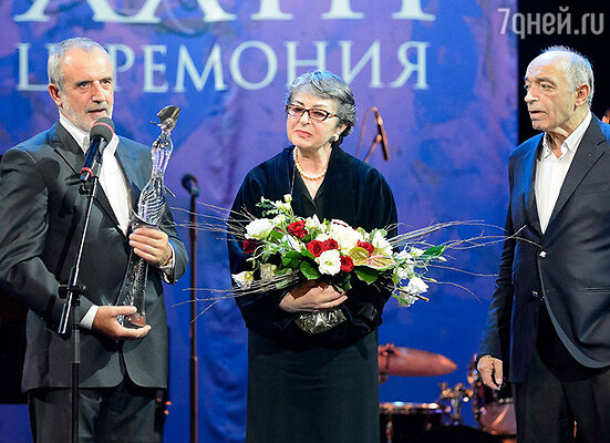 Римас Туминас, Каталин Любимова, Валентин Гафт