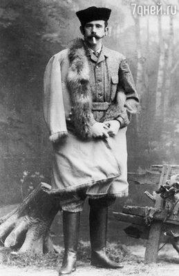 Кронпринц Рудольф больше всего в жизни обожал охоту, и перспектива наследовать трон прельщала его довольно слабо.