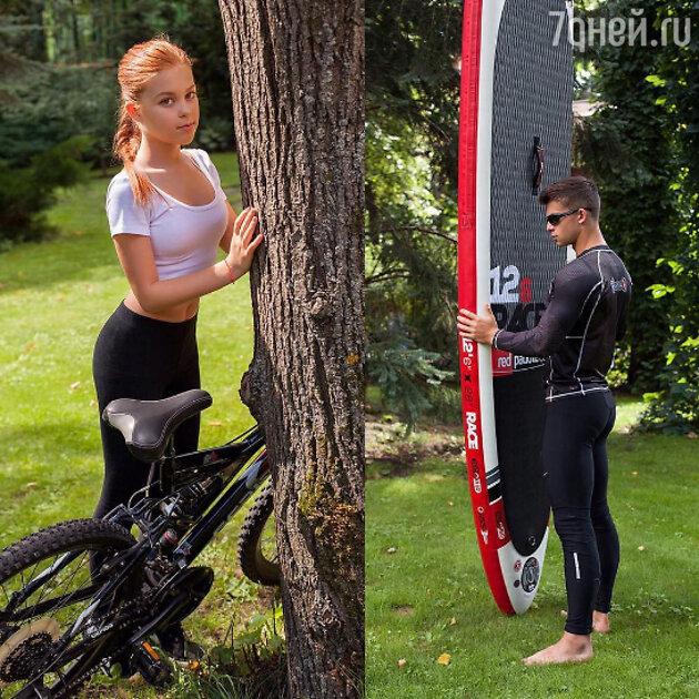Марианна и Филипп Газмановы