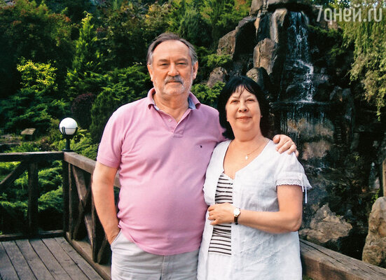 Богдаи и Лариса Ступка