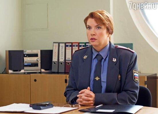 Вера Сотникова в сериале «Откройте, милиция!»