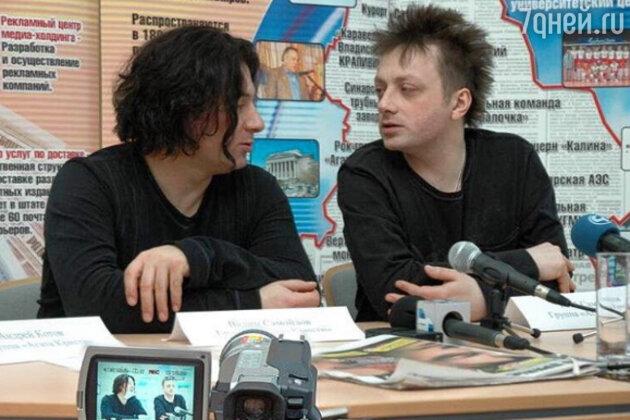 Вадим и Глеб Самойловы