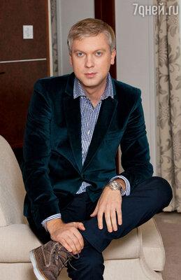 Фотосессия Сергея Светлакова. 2012 год