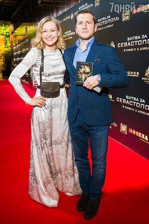 Юлия Пересильд и Резо Гигинеищвили